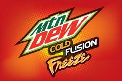 Cold Fusion Freeze Label Art