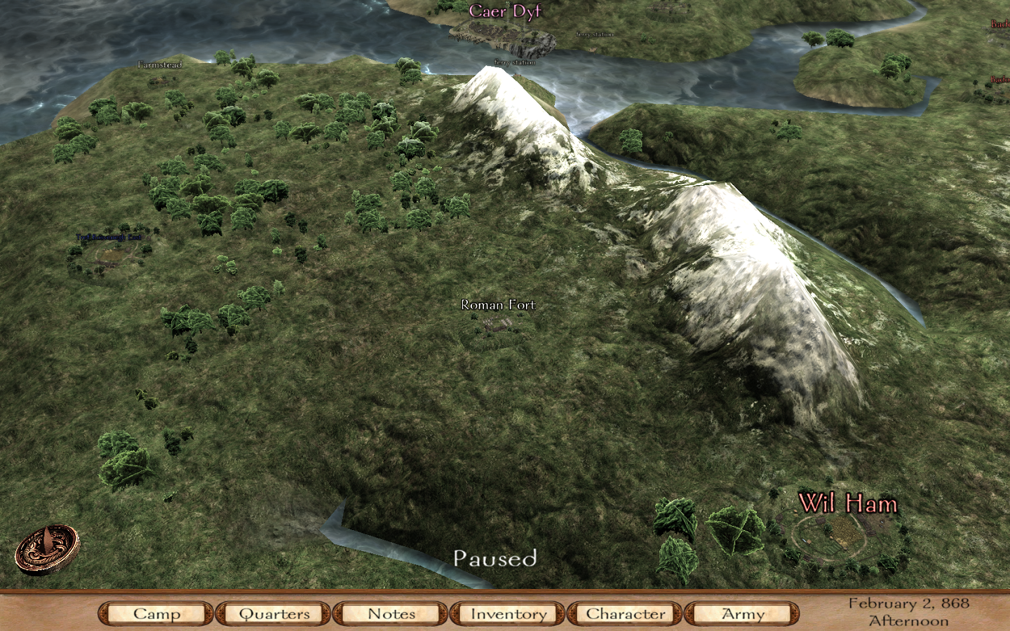 Screenshot image - Roman Invasion mod for Mount & Blade: Warband ...