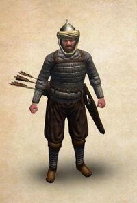 Sarranid Master Archer