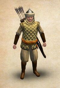 Sarranid Archer