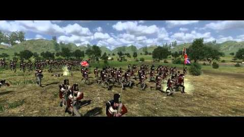 Mount & Blade Warband Napoleonic Wars Announcement trailer