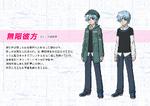 Kanata Mugen - Movie Design