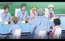 Misa ~ Hospital Food