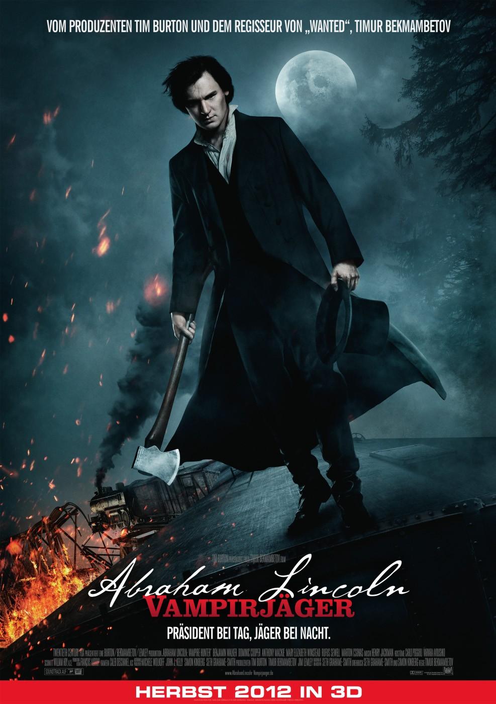 Abraham Lincoln Der Vampirjäger