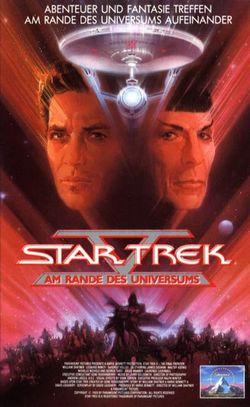 Star Trek V Am Rande Des Universums Stream