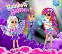 Theme-RainbowUnicorn