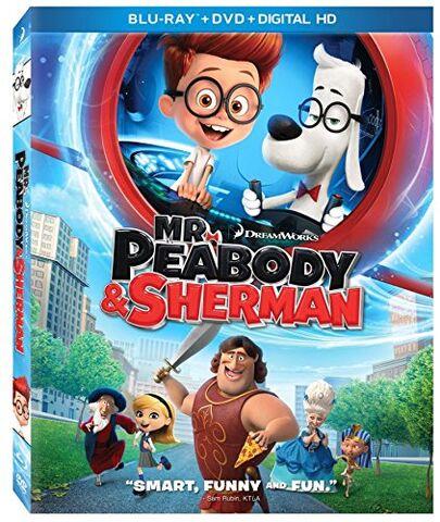 File:Mr. Peabody and Sherman Blu-ray.jpg
