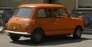 Mr. Bean - Bean's orange mini