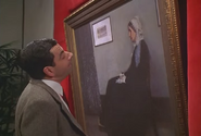Mr. Bean - Whistler's Mother