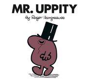 Mr uppity book cover