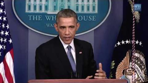 Presidential Press Conference on the FiveNine Attack