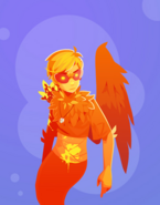 Davesprite background Namco High