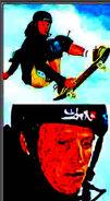 Skaterboarder