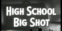 MST3K 618 - High School Big Shot