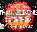Sci-Fi Channel's Thanksgiving Marathon