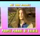 Poopie Parade of Values