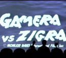 Gamera vs Zigra