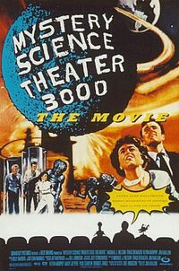 Alternate Mystery Science Theater 3000 Movie Poster
