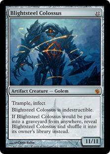Blightsteel Colossus MBS
