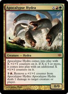 Apocalypse Hydra CON