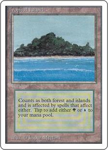 Tropical Island 2U