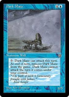 Dark Maze HM