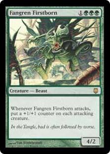 Fangren Firstborn DST
