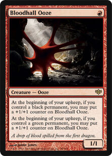 Bloodhall Ooze CON