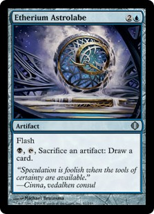 Etherium Astrolabe ALA