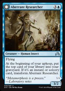 Aberrant Researcher SOI