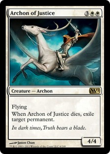 Archon of Justice M12