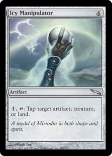 Icy Manipulator MRD