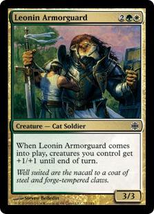 Leonin Armorguard ARB