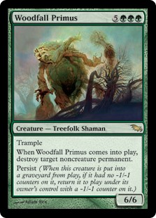 Woodfall Primus SHM
