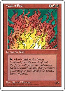 Wall of Fire 4E