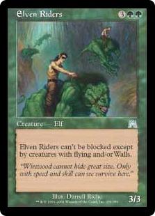 Elven Riders Ons