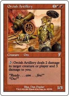Orcish Artillery 7E