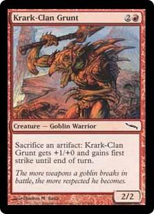 Krark-Clan Grunt MRD
