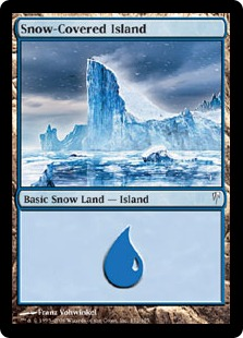 Snow-Covered Island CSP