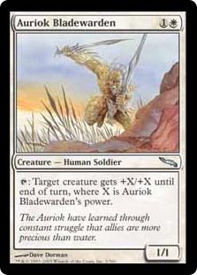 Auriok Bladewarden MRD