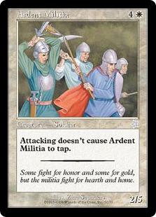 Ardent Militia S99