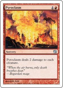 Pyroclasm 9ED