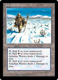 Adarkar Wastes ICE