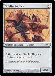 Goblin Replica MRD