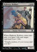 Highway Robber 10E