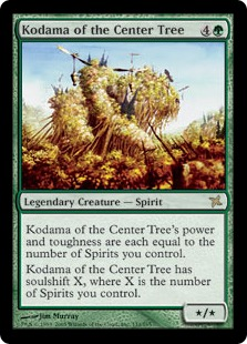 Kodama of the Center Tree BOK
