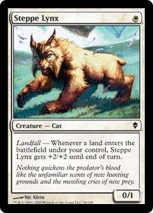Steppe Lynx ZEN