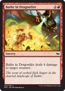 Bathe in Dragonfire FRF