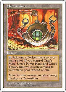 Urza's Mine 5E