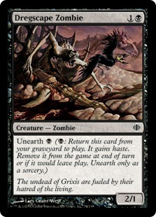 Dregscape Zombie ALA